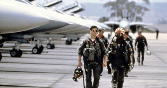 top gun 3d theatrical release Top Gun Being Prepped For 3D Theatrical Release