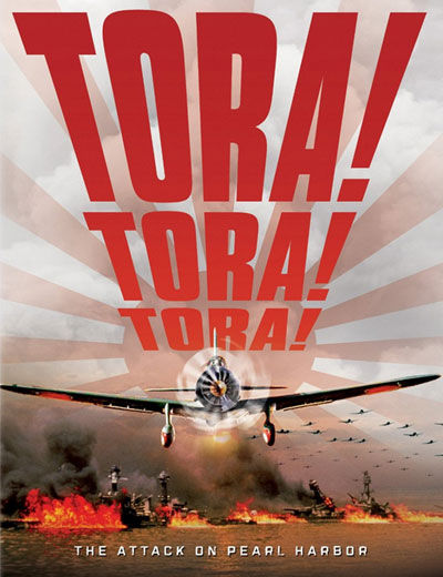 tora tora tora blu ray cover DVD/Blu Ray Breakdown: December 6, 2011