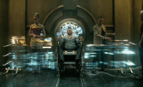 total recall trailer rekall headquarters 280x170 Total Recall Trailer: Colin Farrells A Futuristic Super Spy On the Run