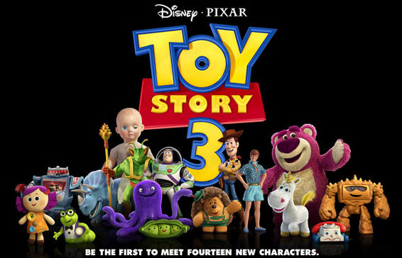 toy story 3 new characters Screen Rants 2010 Summer Movie Preview