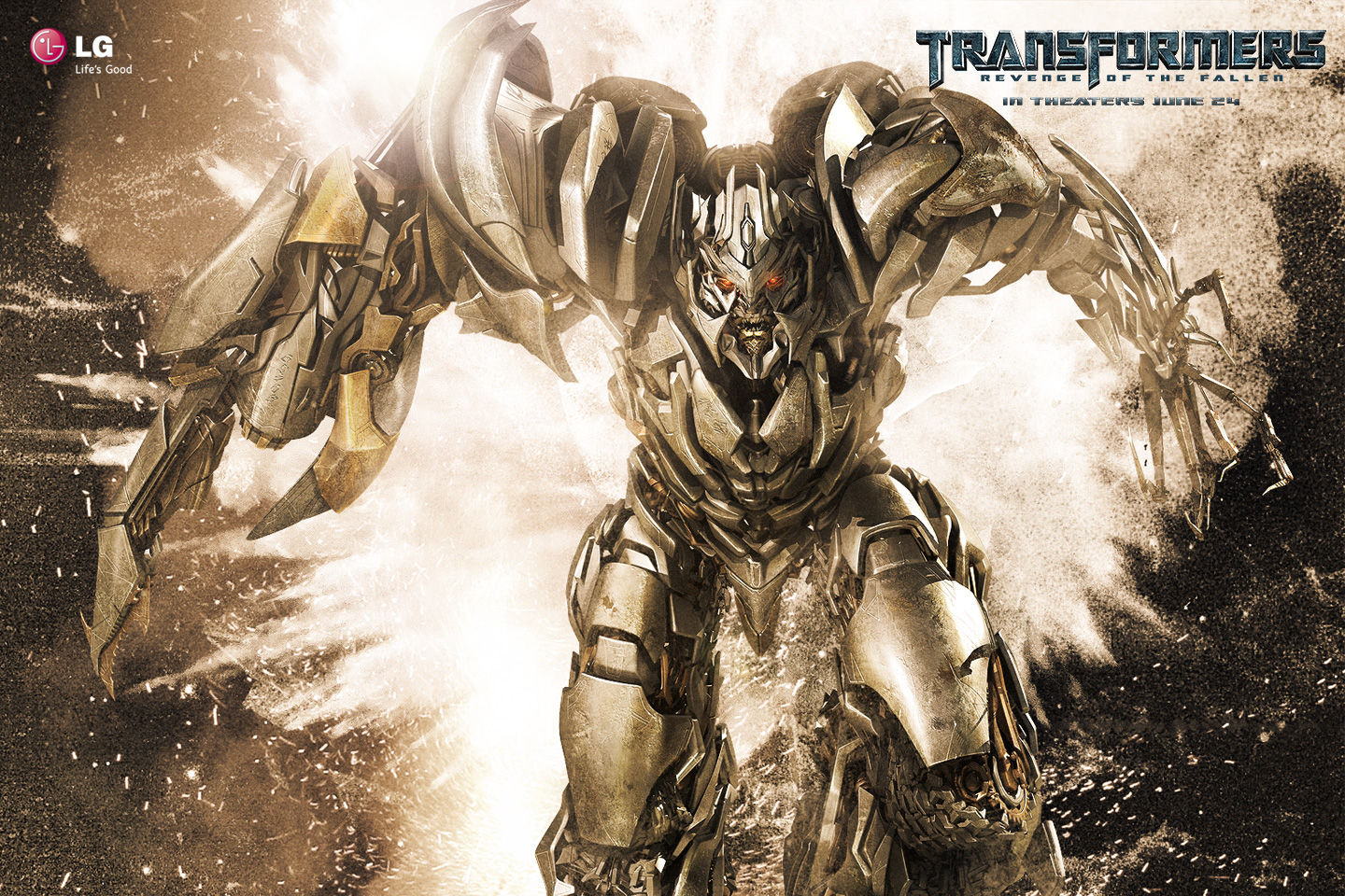 Transformers 2 Megatron Wallpaper