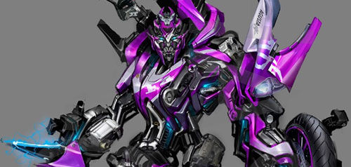 transformers 2 arcee Transformers Complete Movie Character Guide