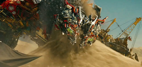 transformers 2 devastator6 Transformers Complete Movie Character Guide