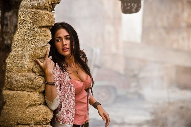 transformers 2 megan fox Transformers 2: New Pics, TV Spots & Soundtrack Song