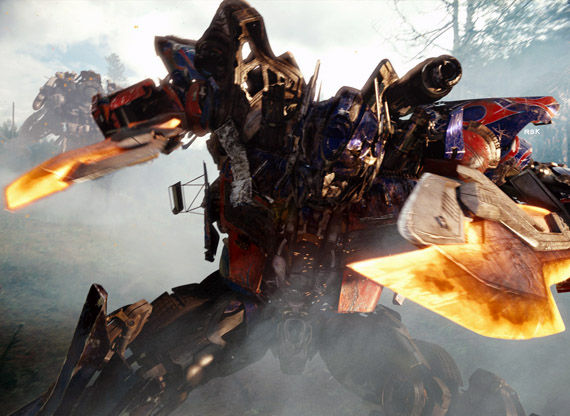 transformers 2 optimus prime swords Oscars Visual Effects Shortlist Announced