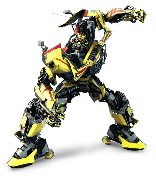 Ratchet in Transformers: Revenge of the Fallen