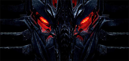 transformers 2 the fallen face1 Revenge of the Fallen May Have Its Revenge...