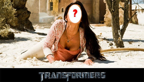 transformers 3 megan who Megan Fox Replaced by Victorias Secret Model in Transformers 3?