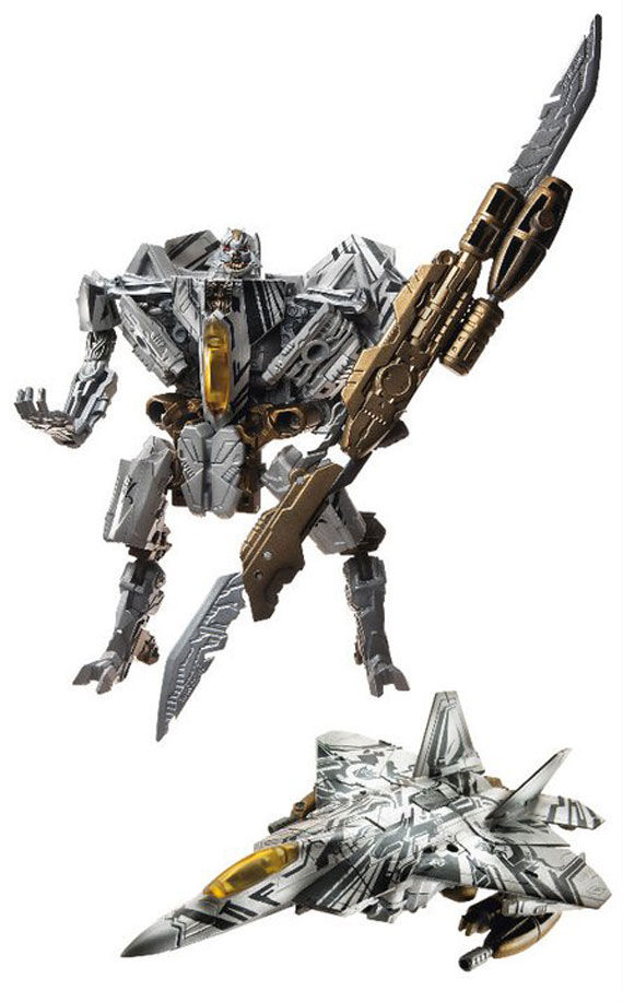 transformers 3 starscream dual mode Starscream