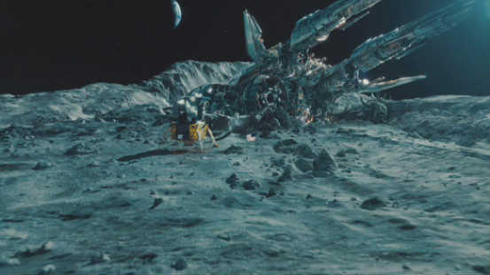 transformers 3 the ark Rumor Patrol: Omega Supreme is The Ark In Transformers: Dark of the Moon