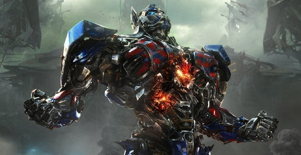 transformers 4 trailer 2 optimus prime Transformers: Age of Extinction Trailer 2: A New Robot Army