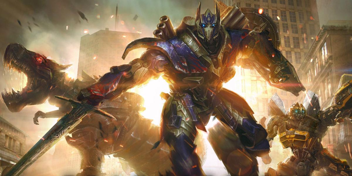 Transformers 5 Start