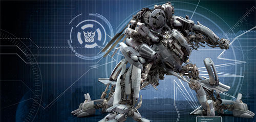 transformers blackout Transformers Complete Movie Character Guide