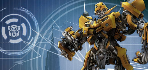 transformers bumblebee Transformers Complete Movie Character Guide