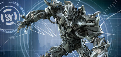 transformers megatron Transformers Complete Movie Character Guide