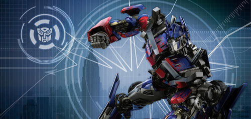 transformers optimus prime1 Comic Con 2012 Schedule: Friday July 13th