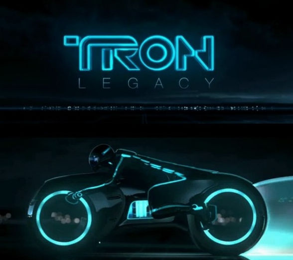 tron legacy trailer video Tron Legacy Producers Talk Disc Tourneys & Light Cycles
