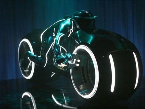tron light cycle SR Pick: Buy A Real Tron Legacy Light Cycle