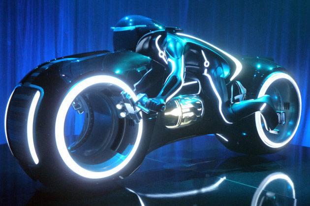 tron light cycle21 SR Pick: Buy A Real Tron Legacy Light Cycle