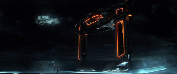 tron trailer08 Tron Legacy Trailer is Finally Here! (Plus 20 New Images)