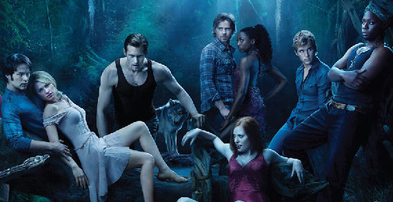 true blood season 3 cast photo True Blood Season 3: Minisodes, Cast Photo & More