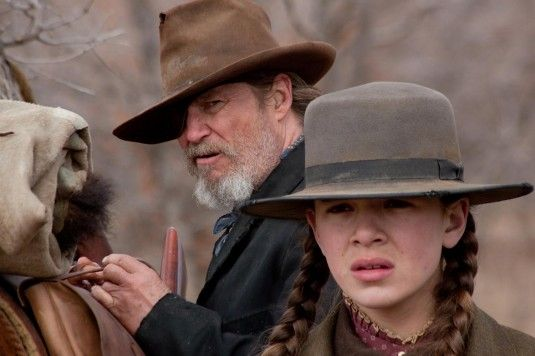 true grit bridges steinfeld Screen Rants 2010 Fall Movie Preview