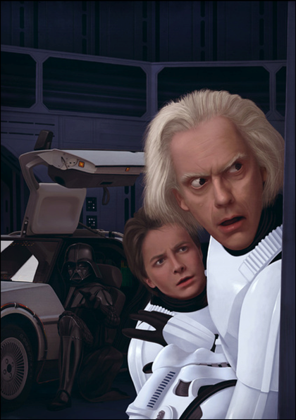 tumblr mjojkidV2G1r3jxbpo1 500 Star Wars + Back To The Future