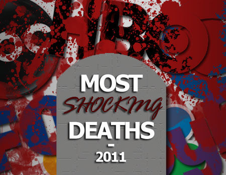 TV's Most Shocking Deaths 2011