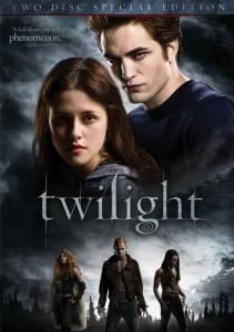 twilight dvd cover Twilight Available On Demand The Same Day As DVD