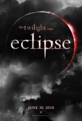 twilight eclipse poster 280x414 Screen Rants 2010 Summer Movie Preview