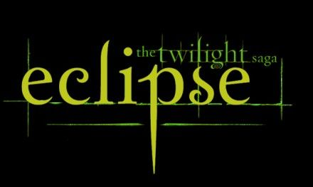 The Twilight Saga Eclipse fan made logo