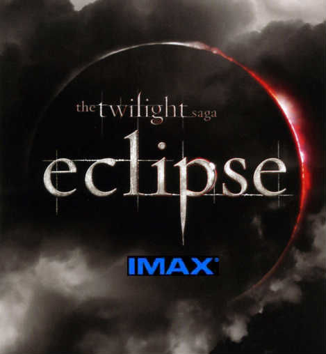twilight saga eclipse imax logo header The Twilight Saga: Eclipse Gets IMAX Release