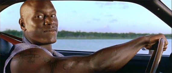 tyrese gibson fast five header Tyrese Gibson Returns for Fast Five
