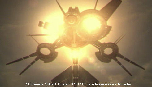 Terminator: Sarah Connor Chronicles California Drone 01