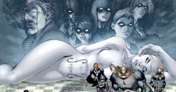 umbrella academy comic book movie Dodgeball Writer Reworking Umbrella Academy Movie