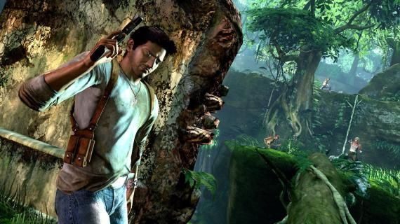uncharted still Uncharted Movie Wont Star Mark Wahlberg or Use David O. Russells Script