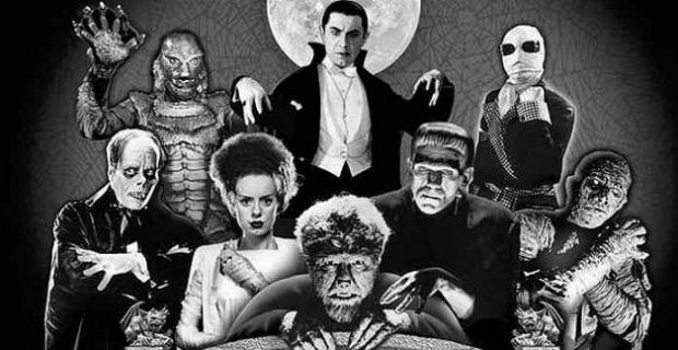 Rhode Island Movie Corner The Universal Monsters A Halloween Retrospective