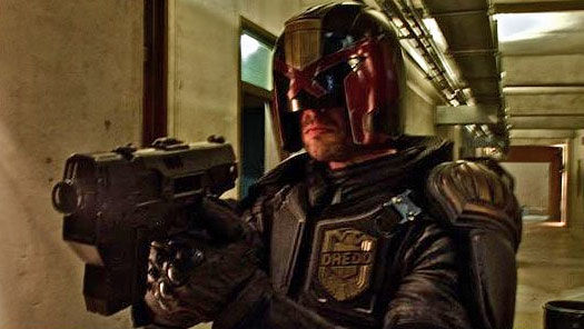 urban dredd enhanced Dredd Set Pics Offer a Glimpse at Mega City One