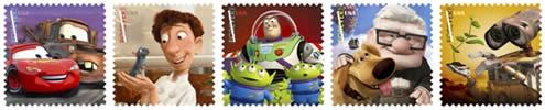 us post office releasing pixar postage stamps US Postal Service Releasing 2011 Pixar Related Postage Stamps