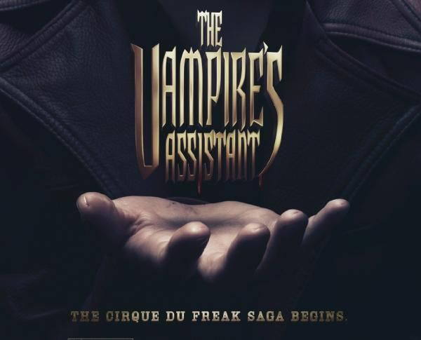 vampireasstposterheader Cirque Du Freak: The Vampires Assistant Trailer & Poster
