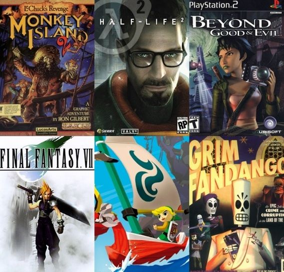 videogamemovies header Ten Unique Videogames That Could Be Awesome Movies