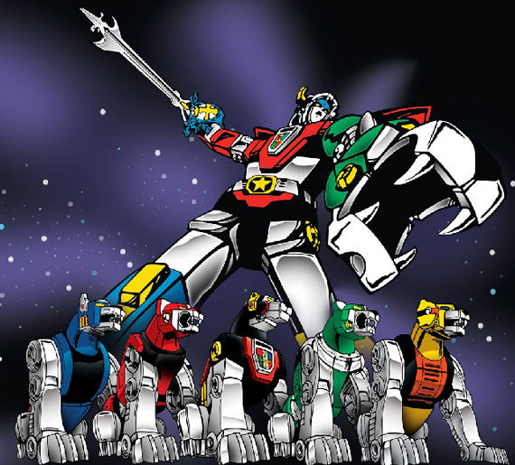 voltron Voltron Movie Still On The Way