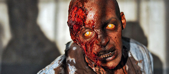 walking dead season 3 zombie Walking Dead Season 3 Delays & Comic Creator Behind Showrunner Firing