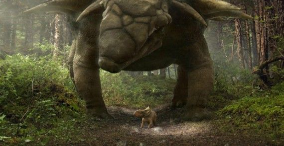 walking with dinosaurs edmontonia 570x294 Walking with Dinosaurs Review