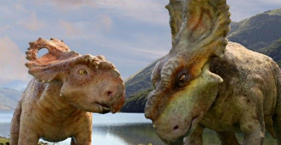walking with dinosaurs patchi 570x294 Walking with Dinosaurs Review