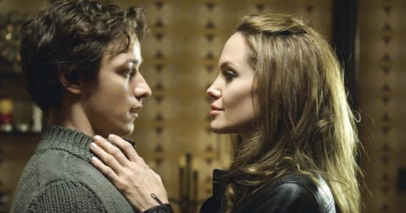 wanted sequel angelina jolie Wanted 2 Writer Confirms No Angelina Jolie; Teases New Female Character