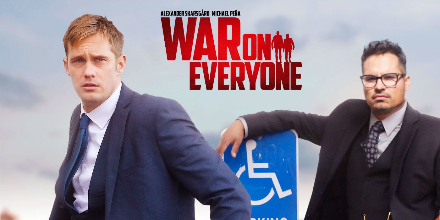 TV and Movie News War on Everyone Red Band Trailer: Under