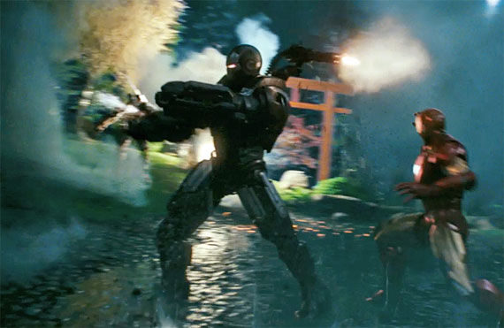 war machine Iron Man 2 Secrets Revealed