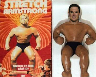 warburton armstrong Candy Land, Monopoly, Battleship and Stretch Armstrong Updates