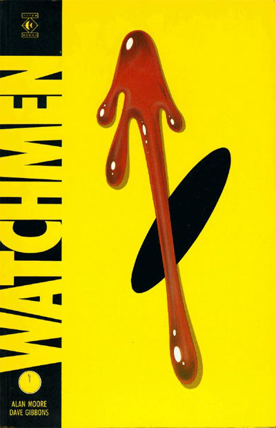 watchmen graphic novel Why Watchmen Will $ucceed